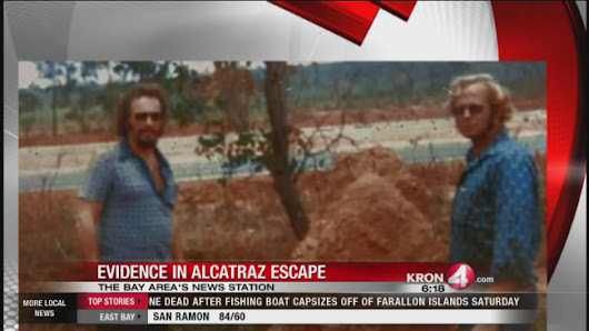 Faded 1975 photo may provide new clues if Alcatraz escapees survived