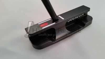 SeeMore Giant FGP Putter Review (by @hackersparadise)