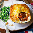 Steak and kidney pie with mash - Recipes - Slimming World