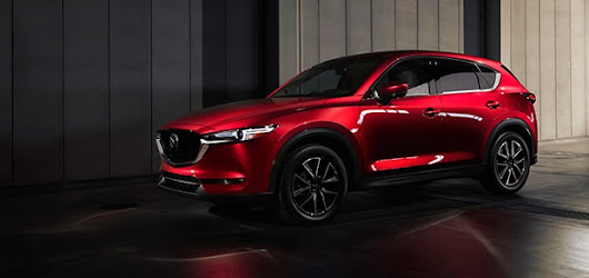 Mazda Adds Numerous Upgrades to the 2018 Mazda CX-5