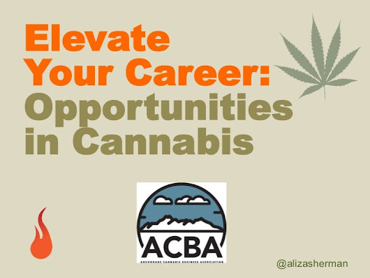 Elevate Your Career: Job Opportunities in Cannabis