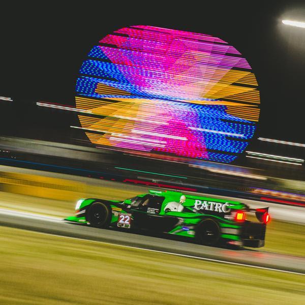 Pipo Derani na edição de 2018 das 24 Horas de Daytona