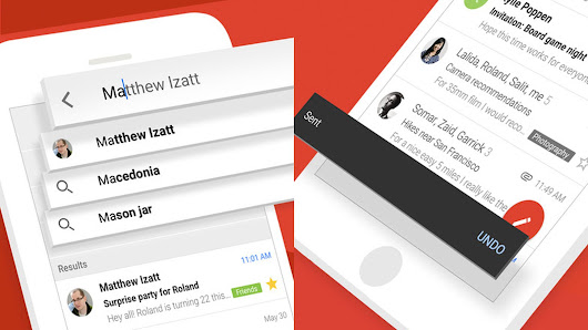 Google just redesigned Gmail for iPhone and made it way faster