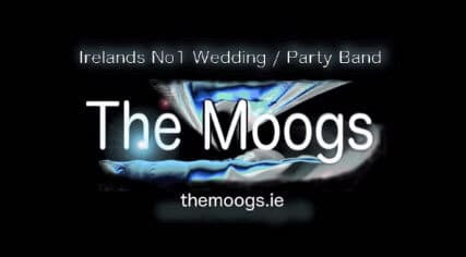 Wedding Bands Ireland | TheMoogs | Wedding Bands Dublin