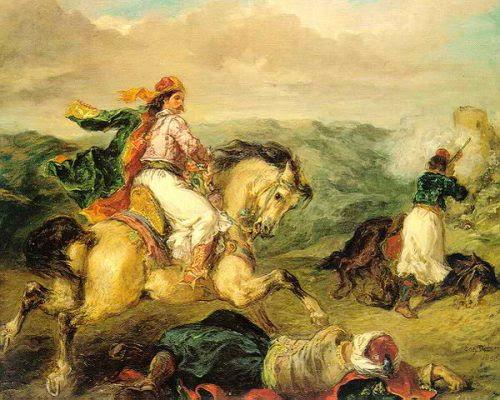 Έφιππος Έλληνας Αγωνιστής