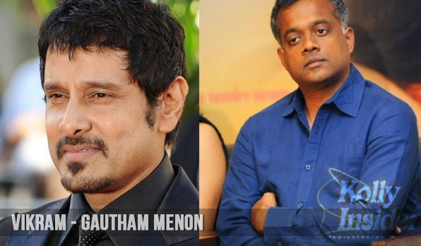 Vikram's next with Gautham Menon