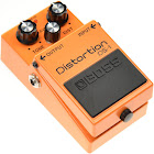Boss DS-1 Distortion Pedal, Orange