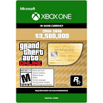 Grand Theft Auto Online: Whale Shark Card - Xbox One (Digital)
