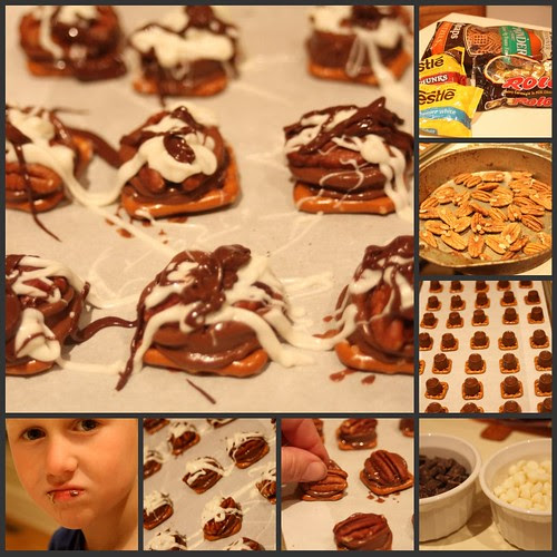 Rolo Prezel Recipe
