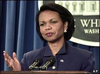 Dr. Condoleezza Rice