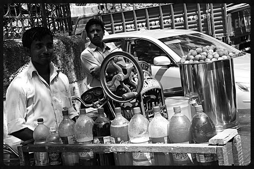 The Bhaiyya Icegola Wala Bandra by firoze shakir photographerno1