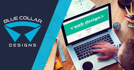 We Design With SEO In Mind - Blue Collar Designs
