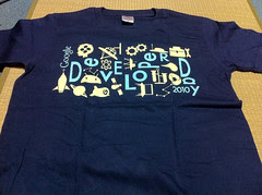GDD2010JP T-シャツ