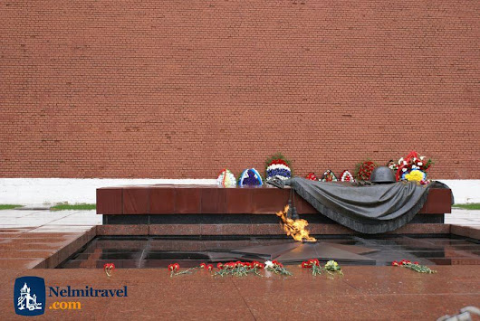 A visit to the Tomb of the Unknown Soldier in Moscow