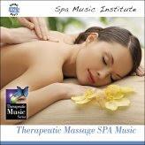 Therapeutic Massage Spa Music - CD