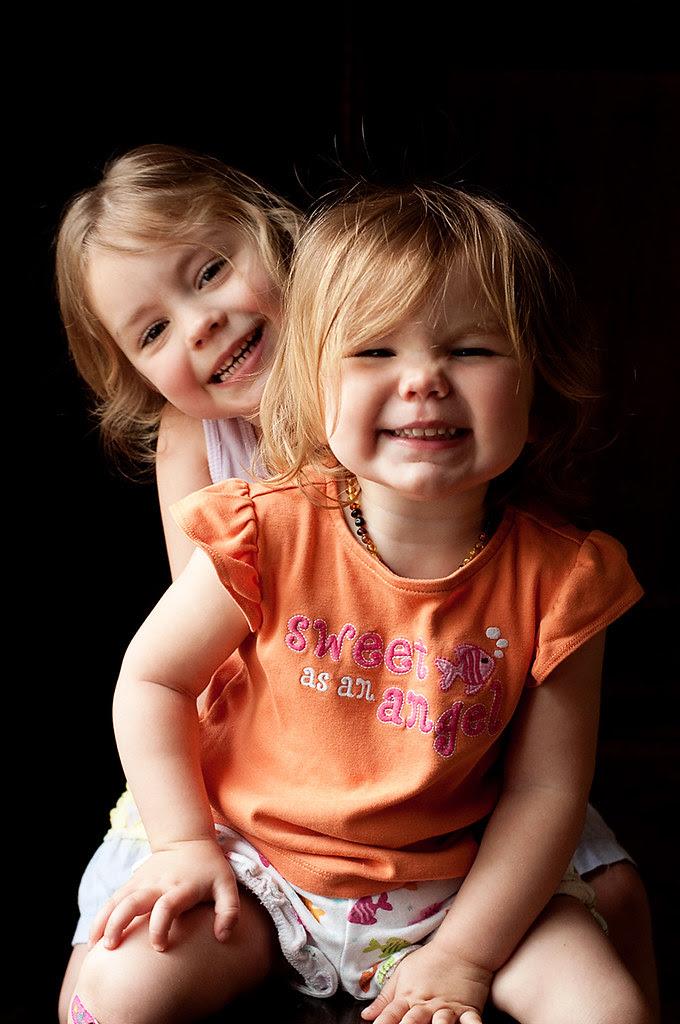 Smile ladies!