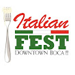 3rd Annual Italian Fest in Downtown Boca Raton