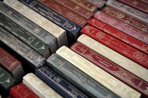 BooksattheFleaMarket