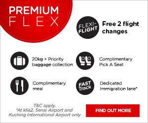 FAST TRACK for Premium Flex!