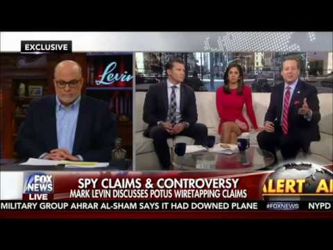 Where Does Obama Wiretapping Allegations Go From Here? Mark Levin Breaks It Down! ⋆ WayneDupree.com
