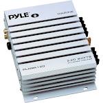 Pyle Hydra Series PLMRA120 2-Channel Marine Amplifier - 240W