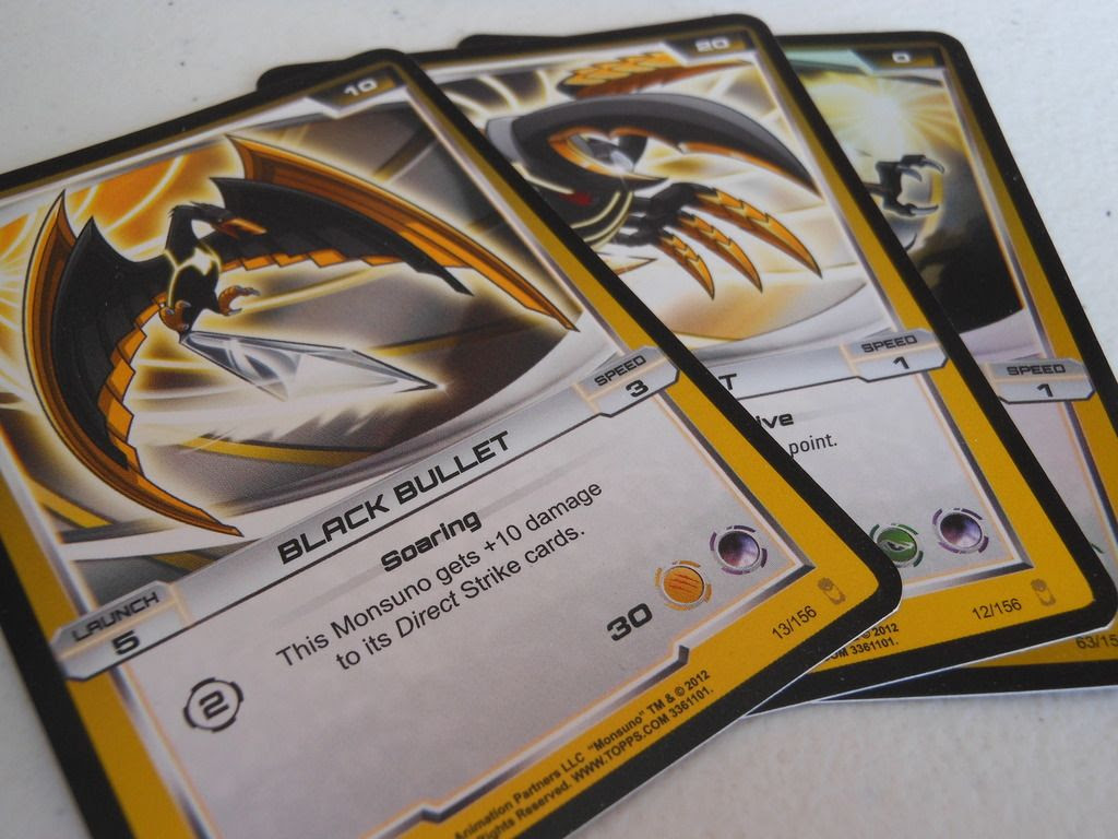 Monsuno Cards