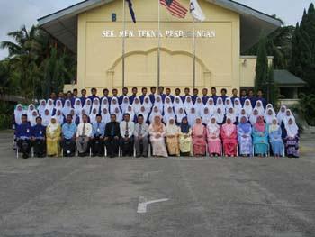 Asrama Sekolah Menengah Teknik Johor Bahru Kronis I