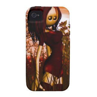 Halloween Sunset iPhone 4/4S Case