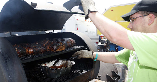Rock'n Ribs BBQ Festival: Great food, more music