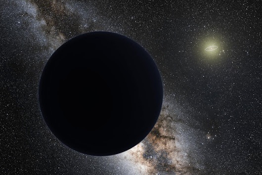 Yes, there might actually be a 'Planet Nine,' and the evidence is mounting
