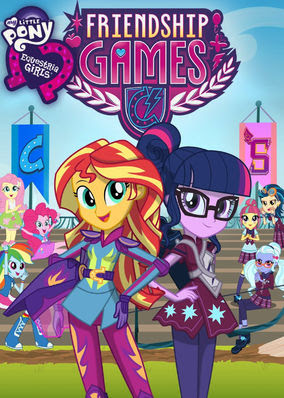 My Little Pony: Friendship Games