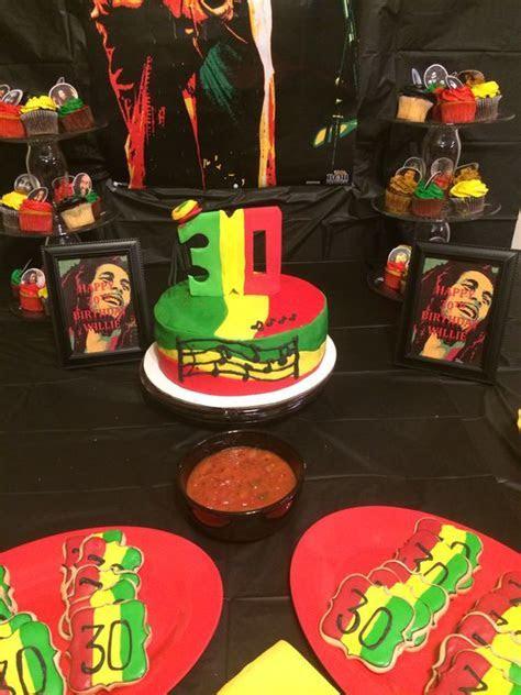 Bob Marley Themed Party   BOB MARLEY   Pinterest   Themed