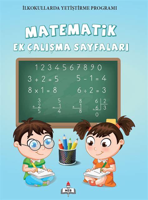iyep matematik ek calisma sayfalari kitabi  meb ders