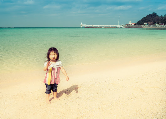Little Girl in Okinawa | Stuck in Customs