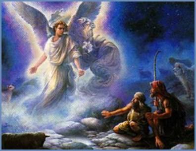 Mensajes Cristianos De Animo Y Aliento Acerca De Los ángeles De Dios