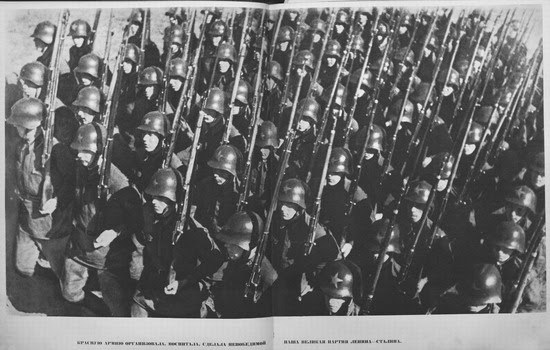The Red Army in 1936, photo 11