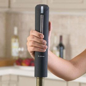 Brookstone Electric Automatic Wine Opener