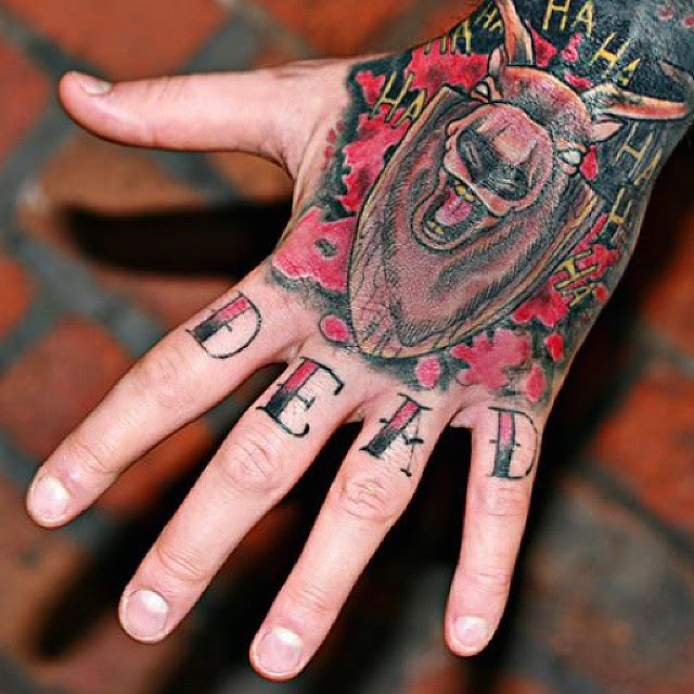 120 Best Knuckle Tattoo Designs Meanings Self Expression 2018