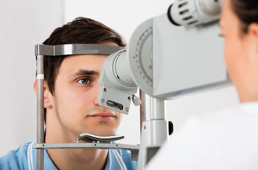 Types Of Eye Tests Conducted During An Eye Examination