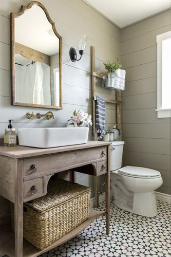 Bathroom Ideas Inspired by Joanna Gaines and Fixer Upper ...