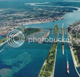 Soo Locks Upper Peninsula