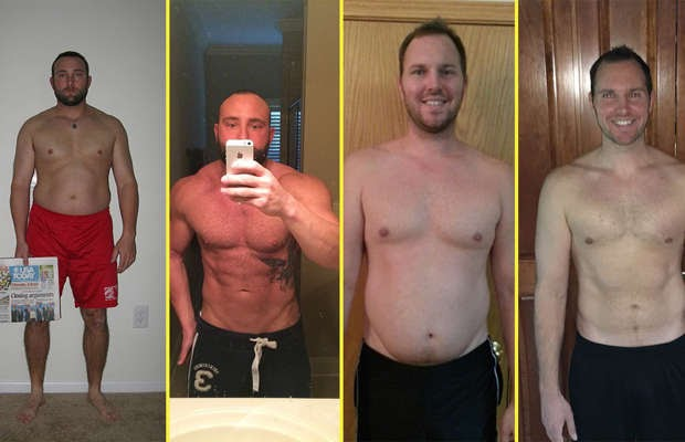 10 Guys Share the Life-Changing Tips That Helped Them Finally Lose Weight