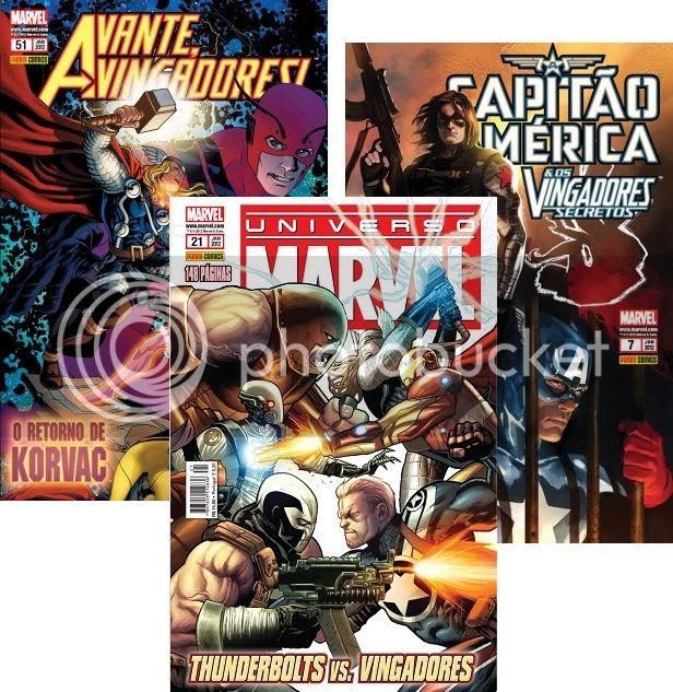 Marvel Checklist