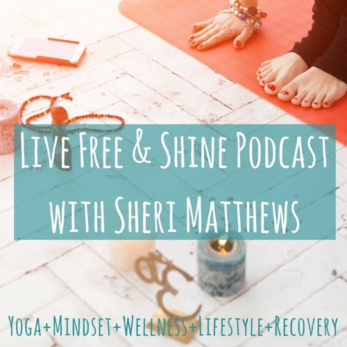 Ep 56 - Mindful GRATITUDE Writing Exercise by Live Free & Shine