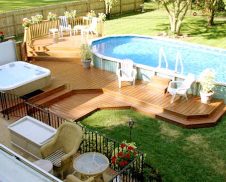 Pool Lanscaping: The fresh ideas | Kris Allen Daily