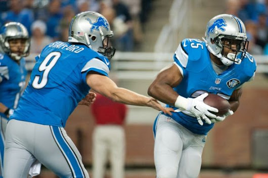 Detroit Lions: Expand Role of Theo Riddick