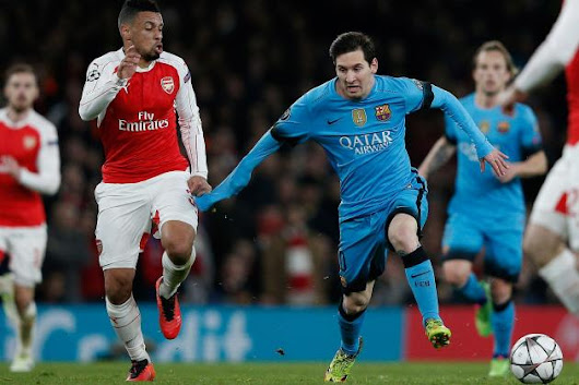 WATCH BARCA V ARSENAL ONLINE