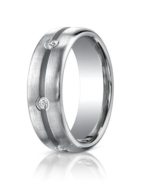 A Man?s Metal: Benefits of Wedding Band Durability