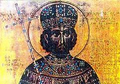 Emperor Constantine XI