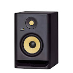 KRK Rokit ROKIT5G4 5 in. Professional Powered Studio Monitor Speakers